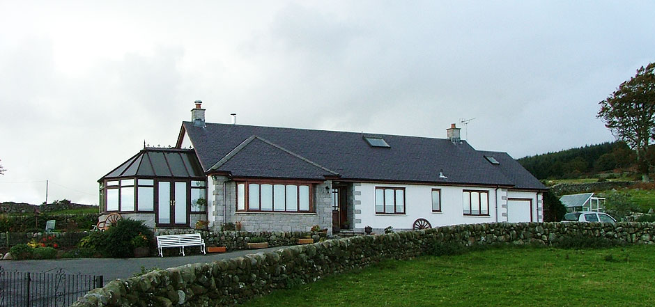 Collin Hill House, Auchencairn