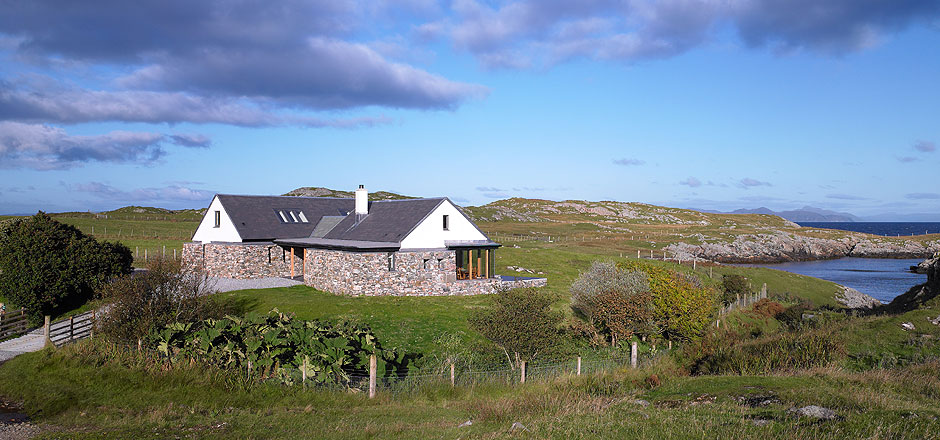 Sorisdal House, Island of Coll